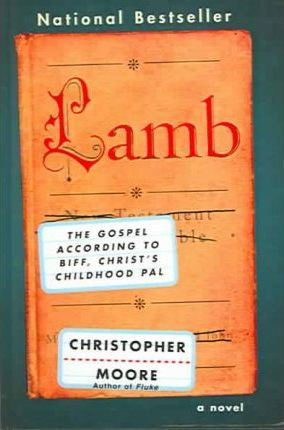 FROG Book Discussion Meeting – Lamb by Christopher Moore,  Feb. 10, 2018 – 2pm