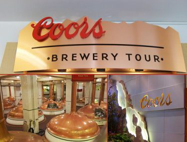 Monthly Walk/Hike – The Coors Brewery Tour Coors Brewery – March 3, 2018- 10 am